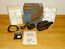 Sony CCD-TR780E Video Hi8 Handycam in OVP mit Zubeh., 2 Jahre Garantie