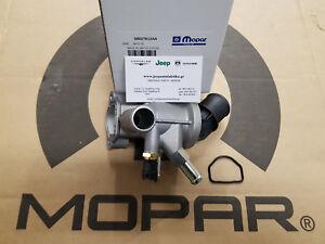 Thermostat Jeep Wrangler 2007-2010 2.8 CRD New Genuine Mopar 68027612AA