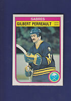 Gilbert Perreault 1982-83 O-PEE-CHEE Hockey #30 (NM)