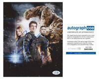 "Michael B. Jordan & Jamie Bell ""Fantastic Four"" AUTOGRAPH Signed 8x10 Photo ACOA"