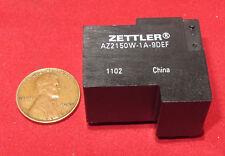 American Zettler 9V DC Miniature Power Relay AZ2150W-1A-9DEF, 30A 277V AC SPST D