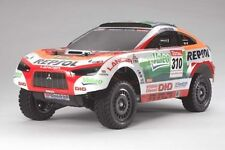 Tamiya 58421 1/10 RC Mitsubishi Racing Lancer - DF01 (Repsol Ralliart) w/ESC