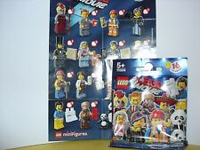 LEGO MINIFIGURINE 71004 N°13 MR PANTALON jamais ouvert NEW UNOPENED MOVIE