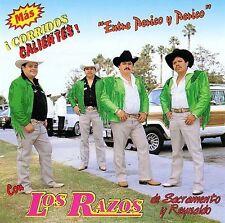 De Sacramento y Reynaldo: Entre Perico y Perico by Los Razos (CD, Jan-2003,...