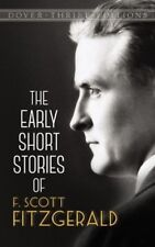 The Early Short Stories of F. Scott Fitzgerald (Dover Thrift Editions), New Book