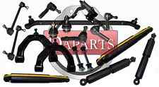 For Nissan Xterra Suspension kit New Auto Parts Shocks Absorbers Control Arms