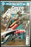 GREEN ARROW #4 (REBIRTH 2016 DC Comics) Comic Book NM