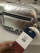 Tommy Hilfiger Original Diseñador BNWT Bandolera Bolso Tommy Jeans ❤