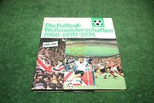 Album figurine WORLD CUP 1966 70 74 COMPLETE sticker mundial mexico wc wm 82 78