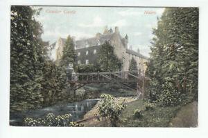 Cawdor Castle & Bridge Nairn 13 May 1905 Mackercher Balbirnie Markinch M Wane