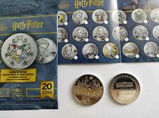 Collection Médaille Harry Potter - Monnaie de Paris 2021 - SILENCIO Colorée