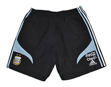 AFA argentina Adidas player issue half short with pocket Adidas XL with sponcer