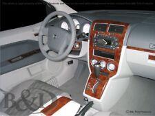 Dash Trim Kit for DODGE CALIBER 07 08 carbon fiber wood aluminum