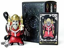 The Hierophant(Gold) by JPK - Kidrobot Arcane Divination Dunny Series