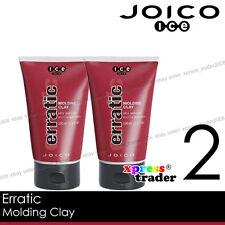Joico ICE Erratic Hair Molding Clay 100ml 3.4oz 2pcs