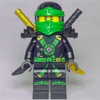 Ninjago LEGO® Lloyd Garmadon Possession Green Ninja Minifig 70738 70751 Genuine