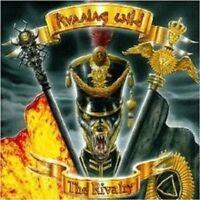 """RUNNING WILD """"THE RIVALRY"""" CD NEUWARE"""
