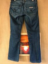 d8ef70729a Hudson Jeans para Mujer Azul oscuro Talla 24 desde entrepierna 27