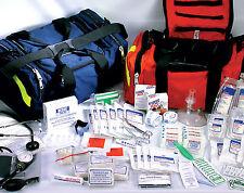 First Responder Paramedic Trauma Emergency Medical KIT FULLY STOCKED  NEW Bag