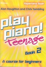 PLAY PIANO TEENAGE REPERTOIRE Book 2 Haughton