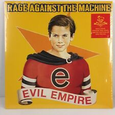Rage Against the Machine - Evil Empire LP (Red Vinyl Limited to 1200) BRAND NEW