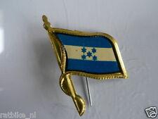 PINS,SPELDJES 50'S/60'S COUNTRY FLAGS 36 HONDURAS VINTAGE VERY OLD VLAG