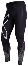2XU Reflect Compression Tight Herren Schwarz/Silber MA4610b