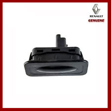 Genuine Renault Clio, Captur, Megane & Scenic Boot Release Switch 8200076256