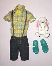 Ever After High Carnival Date Set Alistair Wonderland Boy Doll Outfit Shoes NEW