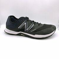 New Balance Minimus 20v5 Training Running Shoes Black WX20BK5 Womens Size 10 W10