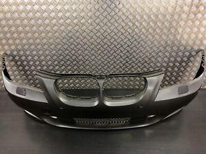 BMW E60 E61 5 SERIES M SPORT FRONT BUMPER OEM STYLE PDC 2007-2011 LCI NEW