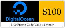 $100 DigitalOcean
