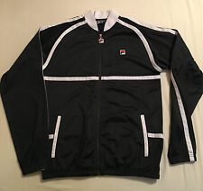 FILA VINTAGE Love Track Top Retro Indie Jacket Size M