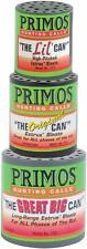 Primos 713 The Can Family Pak Deer Hunting Game Call-Nip-Free Shipping