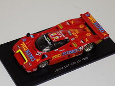 1/43 Spark Lancia LC2 Car #53 1990 24 Hours of LeMans  S0659