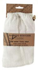 Hydrea London Hair Drying Towel Wrap Band Headband White Absorbent Shower Bath
