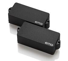 EMG P Precision Active Bass pickup - black