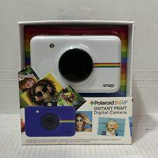 📀 Polaroid Snap 10.0MP Instant Print Digital Camera - White