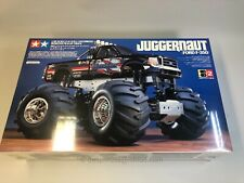 Tamiya Vintage 58232 Juggernaut Ford F 350 MINT NEW RARE Original RC Kit NIB