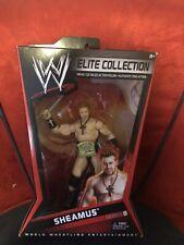 WWE Mattel Elite Series 8 Sheamus Signed Autographed Rare Figure NIB NXT RARE