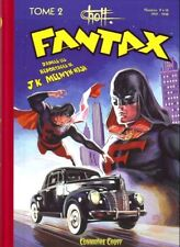 RARE EO CHOTT + NAVARRO + INTÉGRALE FANTAX TOME 2 - N° 9 À 16 ( 1947-1948 )