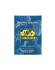 Star Wars CCG SPECIAL EDITION LIGHT SIDE Starter Deck New Sealed!