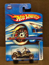 2005 Hot Wheels #166 - Sand Stinger - '05 Card : H9074