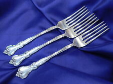 REED & BARTON SAVANNAH STERLING SILVER PLACE FORK - EXCELLENT CONDITION