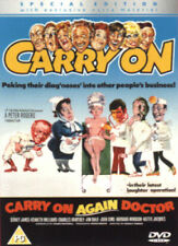 Carry On Again, Doctor DVD (2003) Sid James ***NEW***