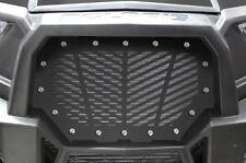Custom Steel Grille V-STRIPE for Polaris  RZR 1000 900 S XP 2014-18 Grill BLACK