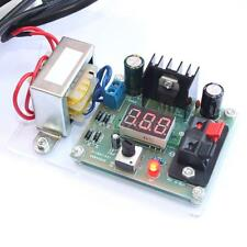 Continuously Adjustable Regulated DC Power Supply DIY Kit LM317 1.25-12V US V7M2