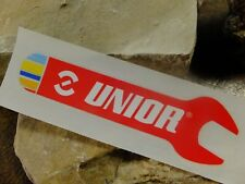 Unior decal race bicycle MTB Tool ride bike sticker
