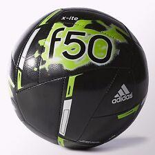 Adidas Performance F50 X-ite Soccer Ball Size 5 Core Black Neon Green M36910