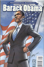 Presidential Material: Barack Obama First (1st) Printing RARE VF/NM IDW